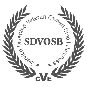 SDVOSB transparent logo