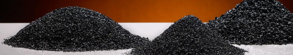 Black Beauty 174 Abrasive Boiler Slag Coal Slag