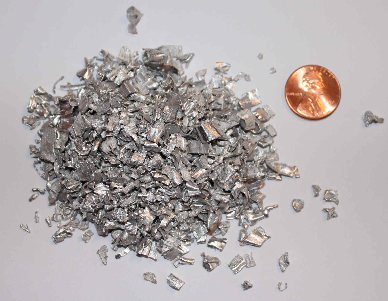 Magnesium Mg Turnings Magnesium Chips